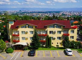Jasmin Hotel, hotel in Sofia
