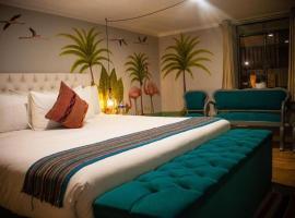Home Garden Hotel, hotel cerca de Iglesia de la Compañía de Jesús, Cuzco