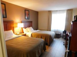 Quality Inn Colchester Burlington, hotel near Plattsburgh International Airport - PBG, Burlington