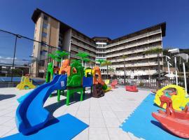 Hotel Zanon, hotel em Águas de Lindoia