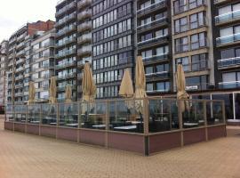 Hotel De Zeebries Budget, hotel din Middelkerke