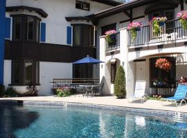St Moritz Lodge and Condominiums, lodge i Aspen