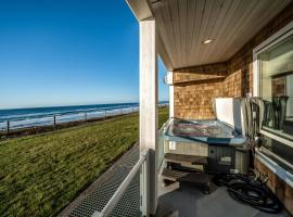 Oceanfront Contemporary, vacation rental in Lincoln City