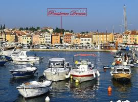 Residence Dream, guest house in Rovinj