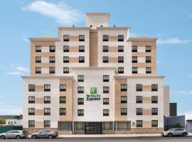 Holiday Inn Express - Jamaica - JFK AirTrain - NYC, an IHG Hotel, hotel in Queens