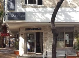 HOTEL CASTELAR, отель в городе Мендоса