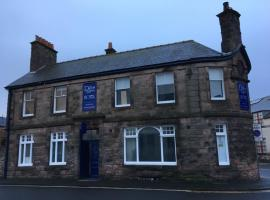 The Rose and Thistle Hotel, hotel in Berwick-Upon-Tweed