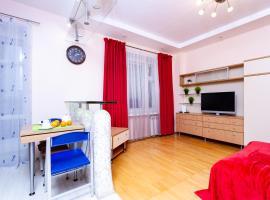 Квартира студия, apartment in Novosibirsk
