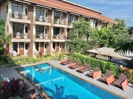 sp chaweng palace โรงแรมในเกาะสมุย