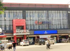 HOTEL MAJESTIC, hotel in Palembang