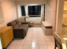 Apartamento 2 quartos conforto no coração de Lagoa Nova, hotel in Natal