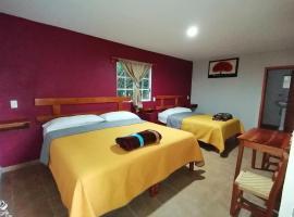 Posada Onix Xilitla, hotel en Xilitla