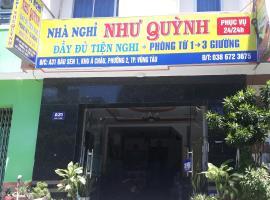 Như Quỳnh motel Vũng Tàu, Hotel in Vũng Tàu