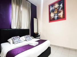 Biz Hotel,峇株巴轄的飯店
