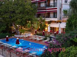 Hotel Principe, отель в городе Сан-Ремо