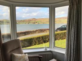 Beautiful sea views and fireplace in Dunfanaghy, hotel near Dunfanaghy Golf Club, Dunfanaghy