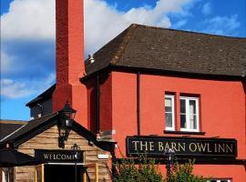 Barn Owl Inn, hotel v destinaci Newton Abbot