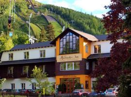 Hotel Harrachov Inn – hotel w mieście Harrachov
