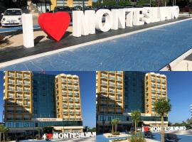 Grand Hotel Montesilvano & Residence, отель в Монтесильвано