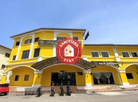 OYO 90148 Zee Lagenda Hotel, hotel in Sungai Petani
