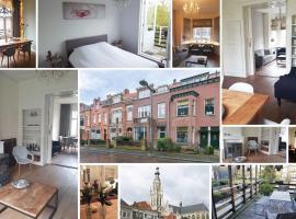 Beautiful apartement Ginnekenweg 115m2 `2nd and 3rd floor' - 2 terraces, apartment in Breda
