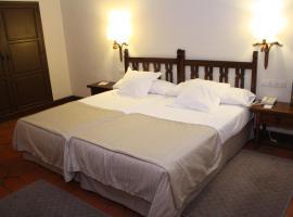 Parador de Ávila, hotel near La Encarnación Monastery, Ávila
