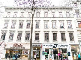 Modern Hotel Mariahilfer Str - Bookable in Lockdown, hotel near Wien Westbahnhof Train Station, Vienna