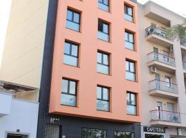 Hotel Ciutat d'Amposta, hotel a prop de Delta de l'Ebre, a Amposta