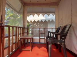 Dreams Of Palolem Beach hut's, hotel near Agonda beach, Canacona