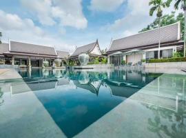 OASIS VILLA PATTAYA, hotel in Ban Huai Yai