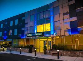Hotel Zero Degrees Norwalk, hôtel à Norwalk