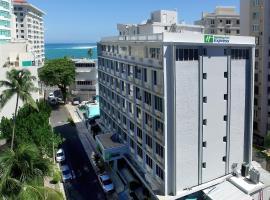 Holiday Inn Express San Juan Condado, an IHG Hotel, hotel in San Juan