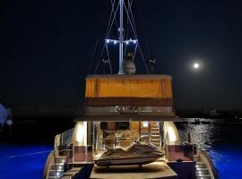 LONG ISLAND RHODES LUXURY & COMFORT yacht!!, boat in Rhodes Town