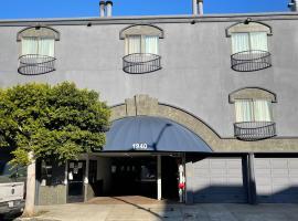 Howard Johnson by Wyndham San Francisco Marina District, hotel in San Francisco