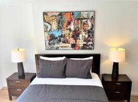 Manhattan Stays in Lenox Hill, apartment in New York