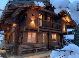Alpen Lounge, hôtel à Servoz