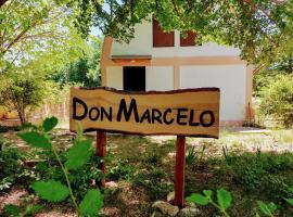 Casa vacaciones Don Marcelo Valle del Sol Potrerillos, villa in Potrerillos