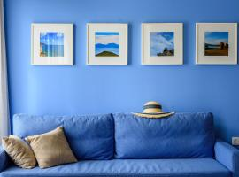 Elounda Colour Apartments, family hotel in Elounda