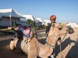 Pushkar Adventure Camp And Camel Safari, accessible hotel in Pushkar