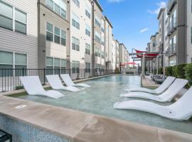 Kasa Dallas Apartments Near SMU, vacation rental in Dallas