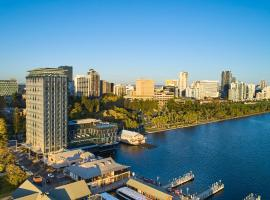 Doubletree By Hilton Perth Waterfront,柏斯的飯店