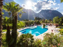 Astoria Park Hotel Spa RESORT, hotel in Riva del Garda