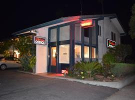 Rose Garden Inn, motel in Santa Barbara