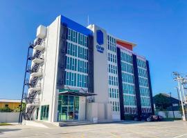One budget hotel, отель в Чианграе