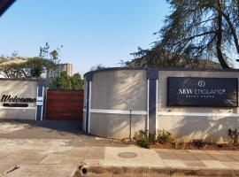 New England Guest House by Ilawu, hotel near Pietermaritzburg Airport - PZB,