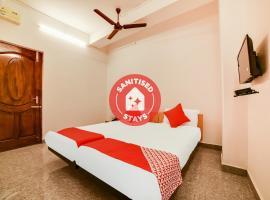 Oyo Flagship 76960 SeaScape , White town, hotel in Pondicherry