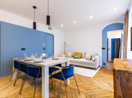 CMG - Bastille / Charonne, self catering accommodation in Paris