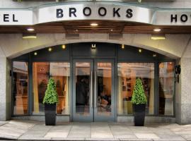 Brooks Hotel – hotel w Dublinie