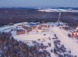 Hotel Arłamów – hotel w Arłamowie