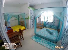 D Homestay, pet-friendly hotel in Can Tho